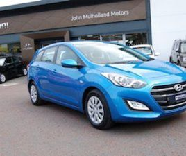 HYUNDAI I30 1.6 CRDI S TOURER (VALUE HYUNDAI APPR FOR SALE IN ANTRIM FOR £9985 ON DONEDEAL