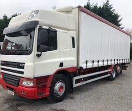 2012 DAF CF 75-310 28FT CURTAINSIDE FOR SALE IN ARMAGH FOR € ON DONEDEAL
