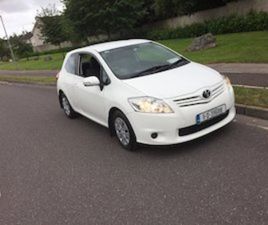 2011 TOYOTA AURIS 1.4 TD VAN TRADE SALE ONLY FOR SALE IN CORK FOR €2000 ON DONEDEAL
