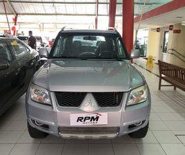 PAJERO TR4 2.0 4X4 16V 140CV FLEX 4P AUTOMÁTICO 92000KM - R$ 40.990,00