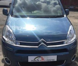 WAV 2020 GRANT STARTED AGAIN--AUTO BERLINGO TAXI FOR SALE IN DUBLIN FOR €14500 ON DONEDEAL