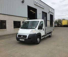 FIAT DUCATO DROPSIDE 2014 FOR SALE IN WEXFORD FOR €10250 ON DONEDEAL