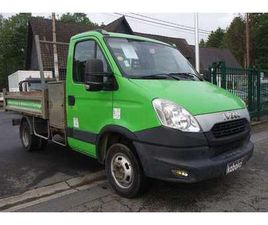 IVECO DAILY PLATEAU BENNE BASCULANTE