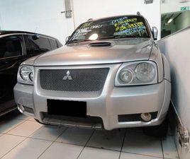 MITSUBISHI PAJERO SPORT 3.5 HPE 4X4 V6 24V GASOLINA 4P AUTOMÁTICO - R$ 35.800,00