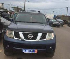 NISSAN PATHFINDER AUTOMATIQUE 2006 | MARCORY | JUMIA DEALS