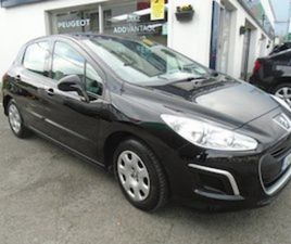 PEUGEOT 308 ACCESS 1.6 HDI 92 4DR FOR SALE IN TIPPERARY FOR €7900 ON DONEDEAL