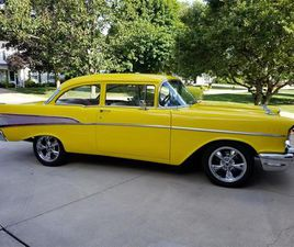 FOR SALE: 1957 CHEVROLET 210 IN CANTON, OHIO