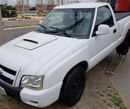 CHEVROLET S10 2.8 COLINA 4X2 CS 12V TURBO ELECTRONIC INTERCOOLER DIESEL 2P MANUAL - R$ 42.
