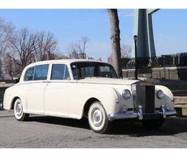 FOR SALE: 1962 ROLLS-ROYCE PHANTOM V IN ASTORIA, NEW YORK