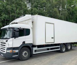 2010 SCANIA P280,6X2 REAR LIFT. REF NO: 2040 FOR SALE IN MONAGHAN FOR € ON DONEDEAL