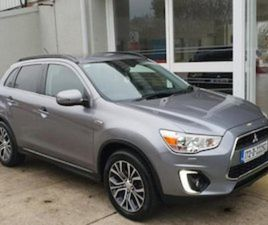 MITSUBISHI ASX 1.6 DID INSTYLE FOR SALE IN WEXFORD FOR €18888 ON DONEDEAL