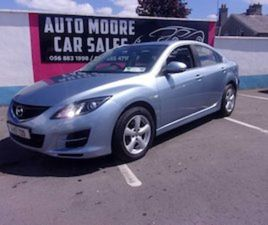 MAZDA 6 EXECUTIVE FOR SALE IN KILKENNY FOR €6500 ON DONEDEAL