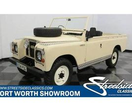 1967 LAND ROVER SE FOR SALE