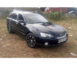 SUBARU OUTBACK QUICK SALE CALL OWNER ON 0720491199