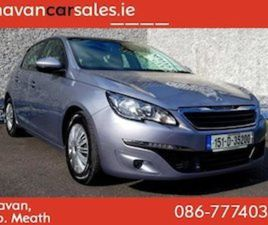 PEUGEOT 308 1.6 HDI ACCESS 92BHP FOR SALE IN MEATH FOR €11750 ON DONEDEAL