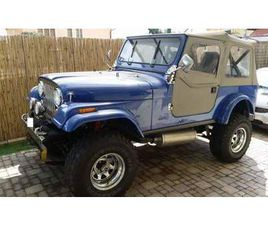 JEEP CJ7 AMC V8 5.0