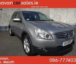 NISSAN QASHQAI +2 1.5 DCI XE FOR SALE IN MEATH FOR €8950 ON DONEDEAL
