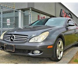 USED 2006 MERCEDES-BENZ CLS-CLASS 5.0L|NAV|SUNROOF|LEATHER