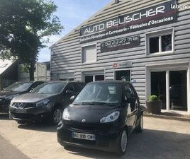 SMART FORTWO COUPE 0.8 CDI 45CH