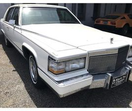 FOR SALE: 1990 CADILLAC BROUGHAM IN STRATFORD, NEW JERSEY
