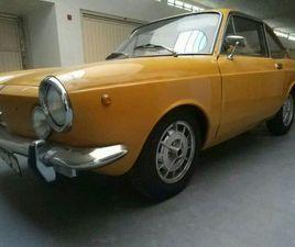 FIAT 850 SPORT COUPÉ 1969