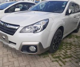 NEW SUBARU OUTBACK 2012 WHITE