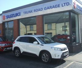 SUZUKI VITARA GL DIESEL 5DR FOR SALE IN MONAGHAN FOR €19450 ON DONEDEAL
