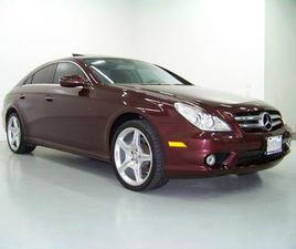 2011 MERCEDES-BENZ CLS 550