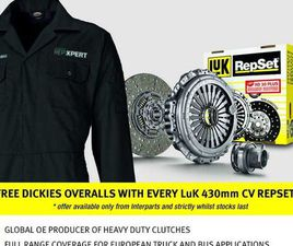 LUK - CLUTCH KITS - SPECIAL OFFER FROM INTERPARTS FOR SALE IN CAVAN FOR €1 ON DONEDEAL