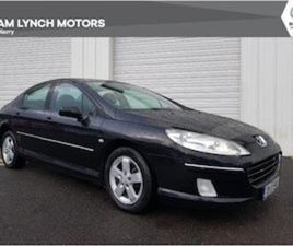 PEUGEOT 407 1.6 HDI ULTRA FOR SALE IN KERRY FOR €3250 ON DONEDEAL