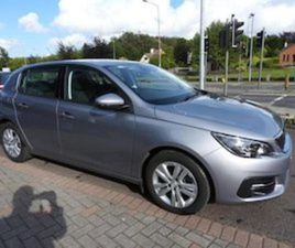 PEUGEOT 308 B6 ACTIVE 1.2 110 4DR REDUCED FOR SALE IN CORK FOR €19995 ON DONEDEAL