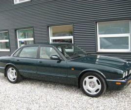 1995 JAGUAR XJR 4.0 V8 SWB BAGHJULSTRÆK AUT 4D 152.000 KM KR 169.900