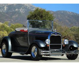 FOR SALE: 1929 FORD ROADSTER IN RANCHO CUCAMONGA, CALIFORNIA