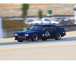 FOR SALE: 1973 FORD CAPRI IN ALAMO, CALIFORNIA