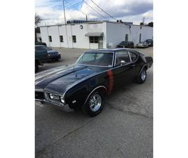 FOR SALE: 1968 OLDSMOBILE 442 IN WEST PITTSTON, PENNSYLVANIA
