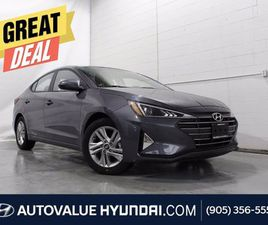 PREFERRED | SUN AND SAFETY PACKAGE | HEATED FRONT SEATS | BACKUP CAMERA | SUNROOF