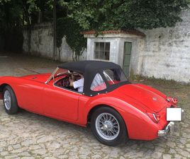 MG A 1500 A GASOLINA NA AUTO COMPRA E VENDA