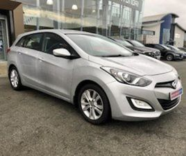 HYUNDAI I30 TOURER DELUXE 5DR 1.6 DIESEL BLACK FR FOR SALE IN DUBLIN FOR €10755 ON DONEDEA