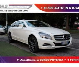 MERCEDES CLS 350 CDI SW BLUEEFFICIENCY 4MATIC - AUTO USATE - QUATTRORUOTE.IT - AUTO USATE