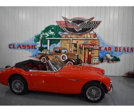 FOR SALE: 1966 AUSTIN-HEALEY BJ8 IN CADILLAC, MICHIGAN