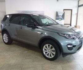 LAND ROVER DISCOVERY SPORT 2.2 TD4 HSE - AUTO USATE - QUATTRORUOTE.IT - AUTO USATE - QUATT