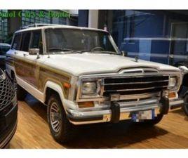JEEP GRAND WAGONEER V8 - AUTO USATE - QUATTRORUOTE.IT - AUTO USATE - QUATTRORUOTE.IT