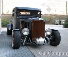 FORD 1933 HI BOY STREET ROD PICK UP - PRONTA CONSEGNA - AUTO USATE - QUATTRORUOTE.IT - AUT