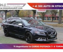 VOLVO D5 AWD GEARTRONIC R-DESIGN LED PELLE DVD NAVI UNIC - AUTO USATE - QUATTRORUOTE.IT -