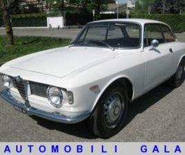 ALFA ROMEO GT SPRINT 1600  RESTAURATA  TARGHE NERE - AUTO USATE - QUATTRORUOTE.IT - AUTO