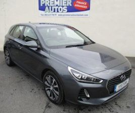HYUNDAI I30 1.6 CRDI - FINANCE ARRANGED FOR SALE IN TIPPERARY FOR €16950 ON DONEDEAL