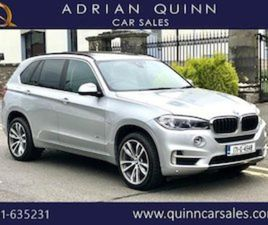 BMW X5 25D M-SPORT AUTO HIGH SPEC FOR SALE IN GALWAY FOR €54950 ON DONEDEAL