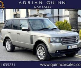 LAND ROVER RANGE ROVER 3.6 TDV8 VOUGE AUTO 5SEATE FOR SALE IN GALWAY FOR €22950 ON DONEDEA