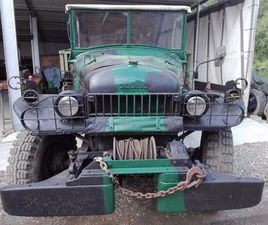 OLDTAIMER DODGE POWER WAGON