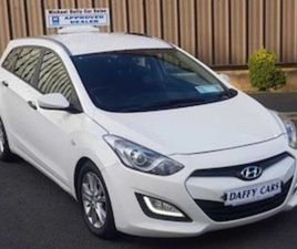 HYUNDAI I30 1.6 CRDI BLUE DRIVE CLASSIC ESTATE FOR SALE IN KERRY FOR €8995 ON DONEDEAL
